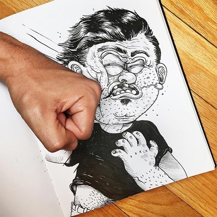 Zeichner vs. Zeichnung Interactions_Alex-Solis_07