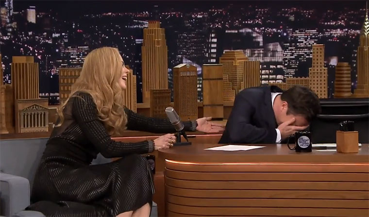 Jimmy Fallon war auf einem Date mit Nicole Kidman - und wusste es nicht Jimmy_Fallon_Nicole_Kidman