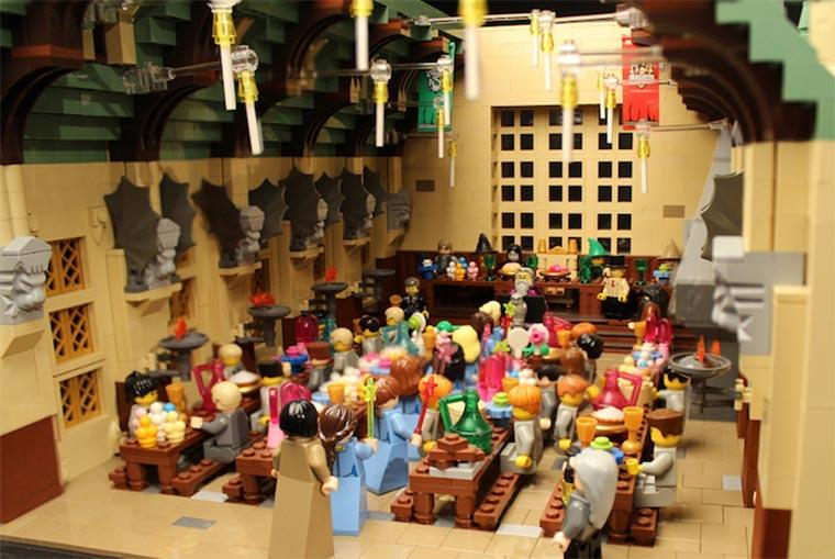Hogwarts aus 400.000 LEGO-Steinen LEGO-Hogwarts_02