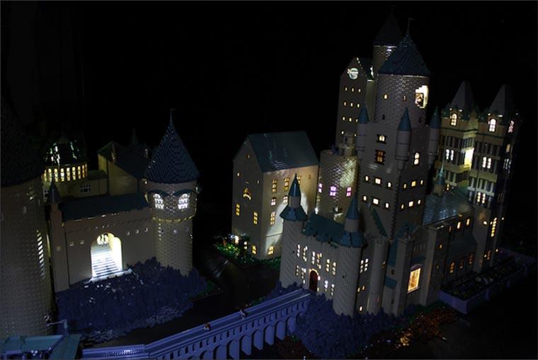 Hogwarts aus 400.000 LEGO-Steinen LEGO-Hogwarts_06