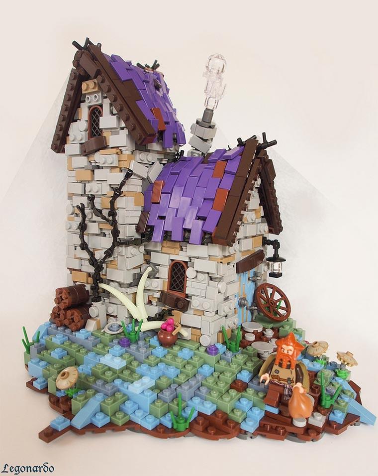 Originelle LEGO-Fantasy-Bauten Legonardo_05