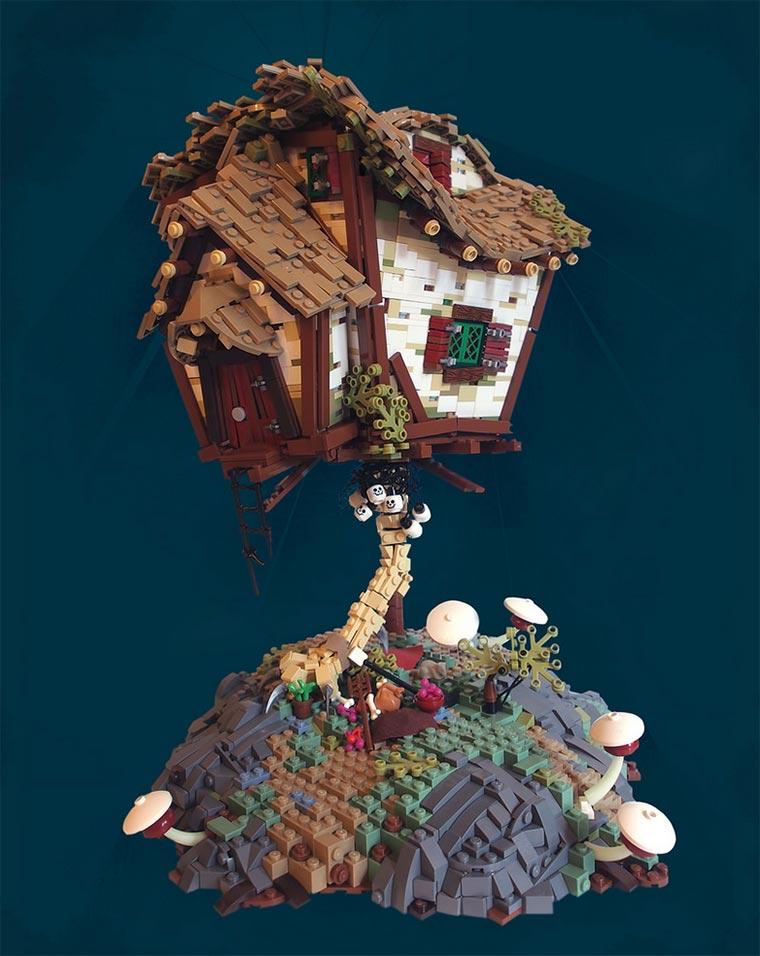 Originelle LEGO-Fantasy-Bauten Legonardo_06