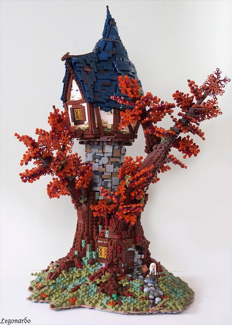 Originelle LEGO-Fantasy-Bauten Legonardo_07