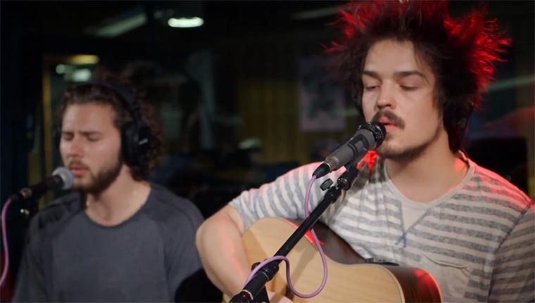 Milky Chance covern Taylor Swift Milky-Chance_Shake-It-Off