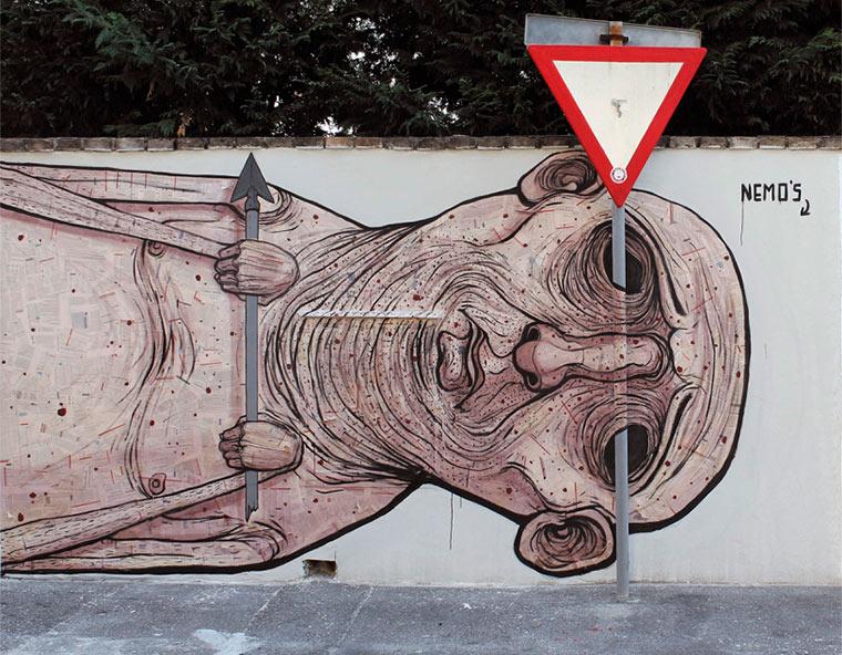 Street Art: NemO NemO_01