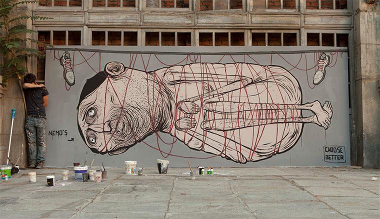 Street Art: NemO NemO_03