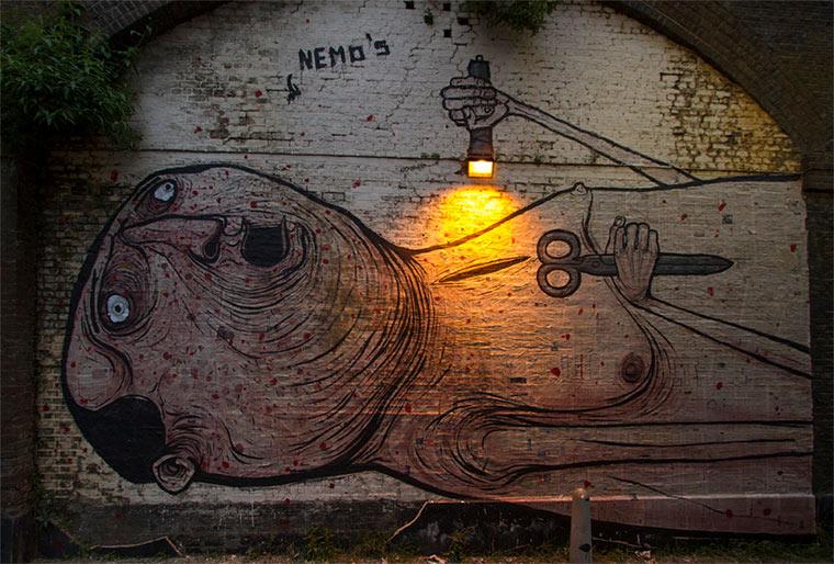 Street Art: NemO NemO_05