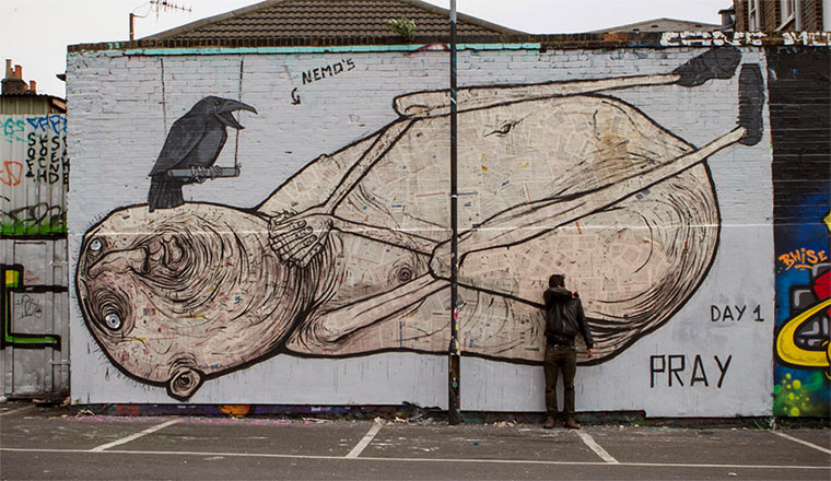 Street Art: NemO NemO_06