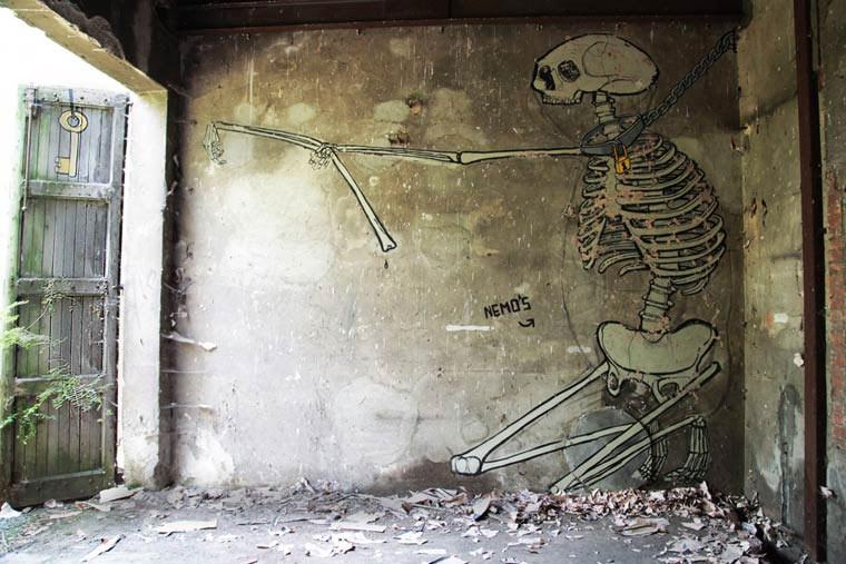 Street Art: NemO NemO_10