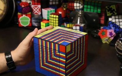 Over-the-top-cube