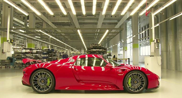 Kommt, wir bauen einen Porsche! Porsche_918_Spyder