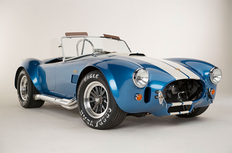 50th Anniversary Shelby Cobra 427 Shelby_Cobra_427_01