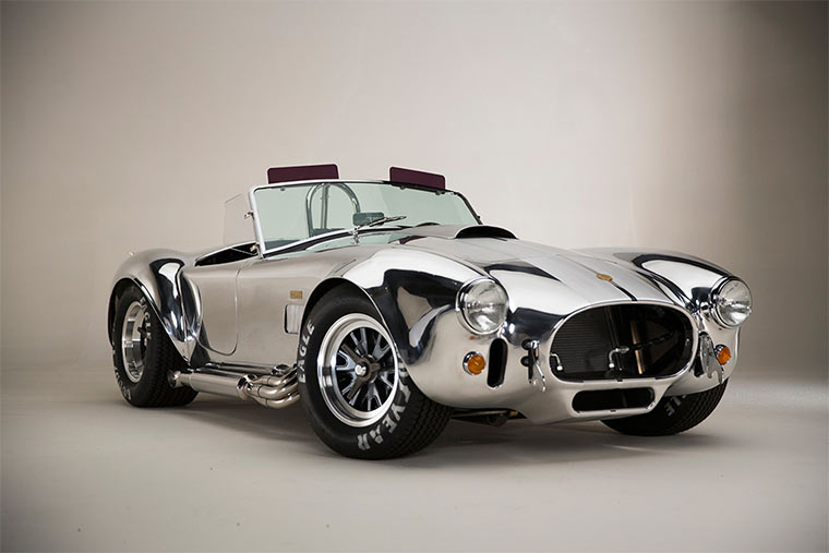 50th Anniversary Shelby Cobra 427 Shelby_Cobra_427_05