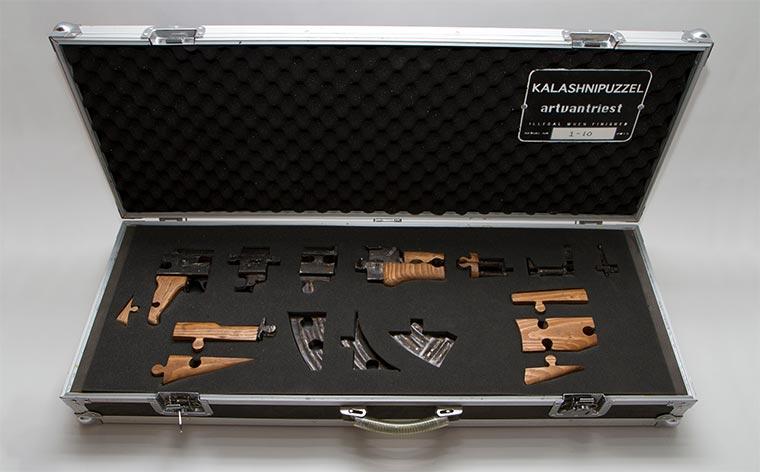 Puzzles aus illegalen Waffen Waffenpuzzle_02