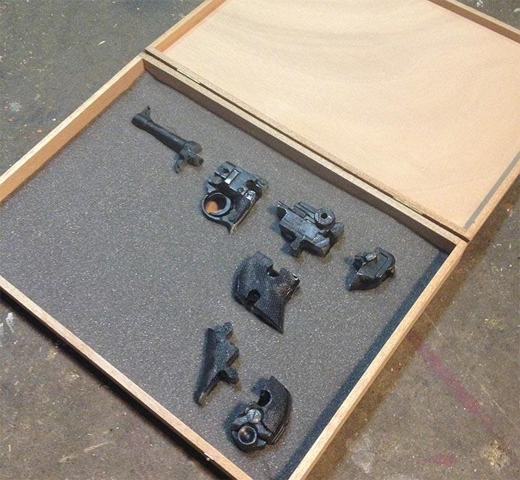 Puzzles aus illegalen Waffen Waffenpuzzle_07