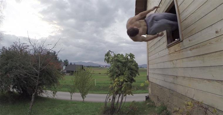 Window-Jumps