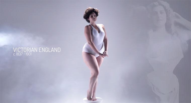 Schönheits-Ideal im Zeitverlauf Womens-body-types