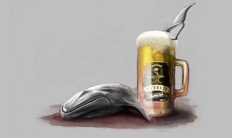 Bier aus Wal-Hoden bier-aus-walhoden