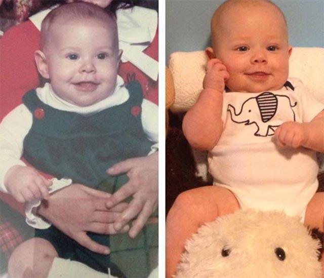 Eltern und ihre Kinder im gleichen Alter eltern-kinder-vergleich_06