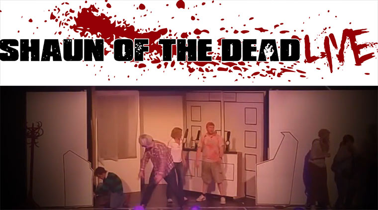 Shaun of the Dead – Live