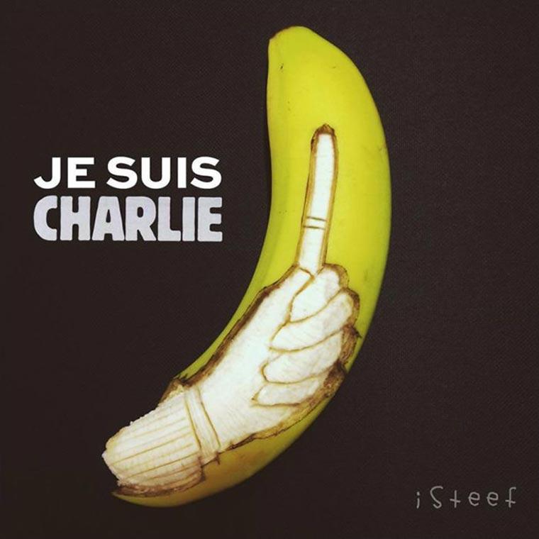 Kreative Bananen-Kunst Bananenkunst_11