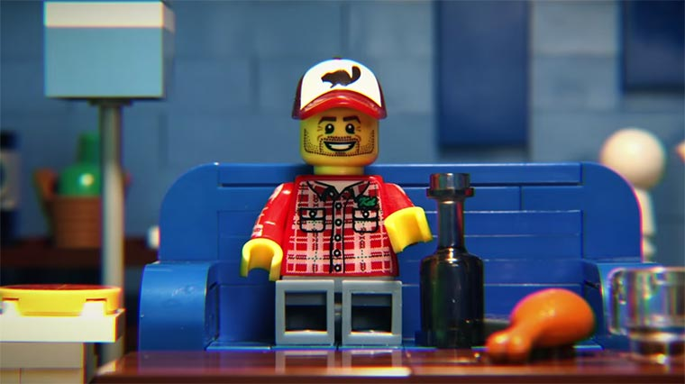 LEGO Super Bowl Commercials