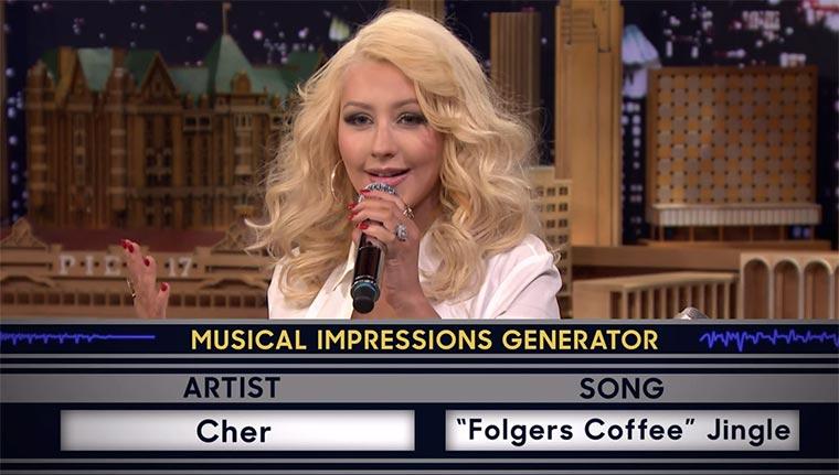 Britney-Impression