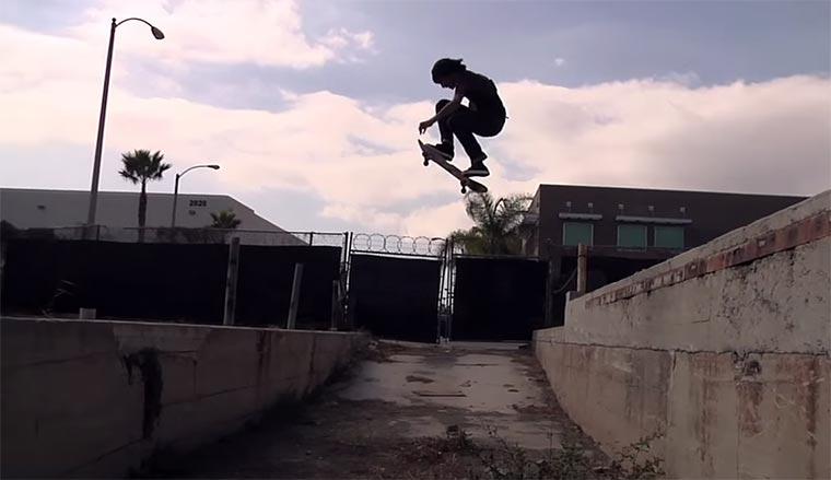 Skateboarding ohne Schnickschnack Deporcessing