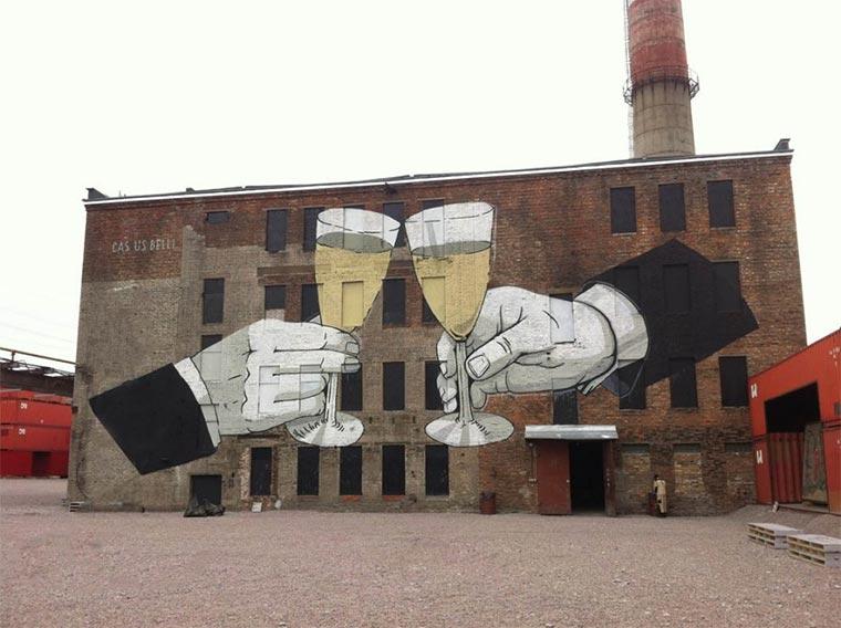 Street Art: ESCIF ESCIF_04