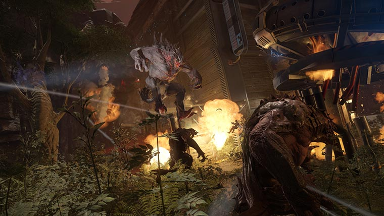 EVOLVE - Survival Guide Trailer Evolve-german_02