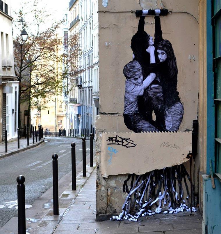 Street Art: Levalet Levalet_03