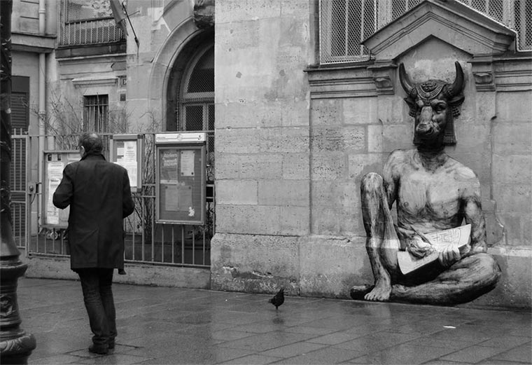 Street Art: Levalet Levalet_04