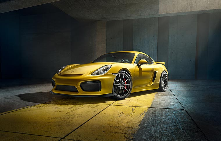 Porsche Cayman GT4 Porsche-Cayman-GT4_01