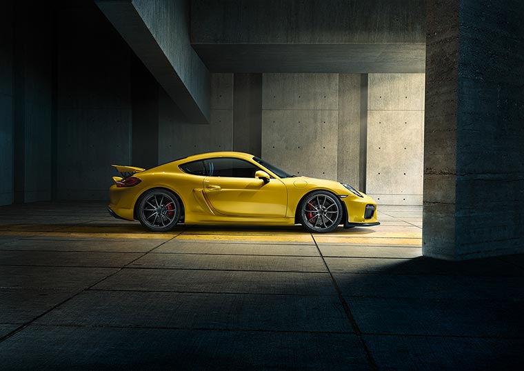 Porsche Cayman GT4 Porsche-Cayman-GT4_09