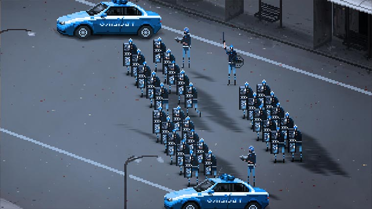 Riot Simulator RIOT