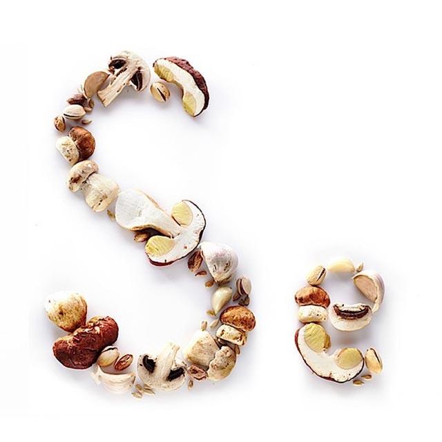 Food Typografie: Vitamine Vitamin-Typography_07