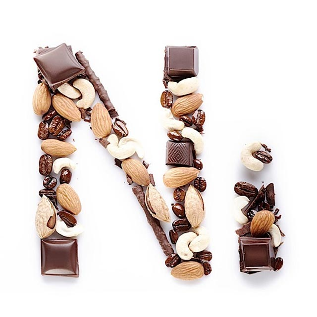 Food Typografie: Vitamine Vitamin-Typography_10