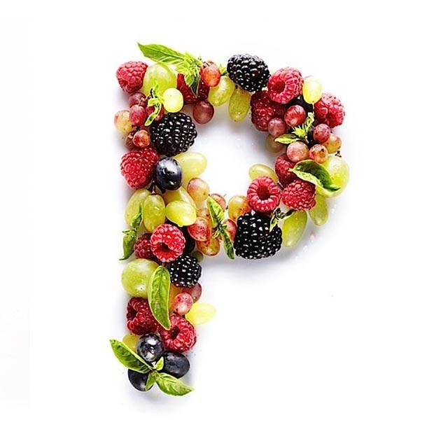 Food Typografie: Vitamine Vitamin-Typography_11