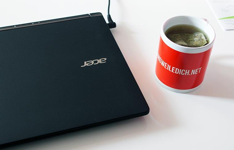 Testbericht: Acer Aspire V Nitro (Black Edition)