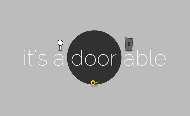 It's a(door)able its-a-door-able