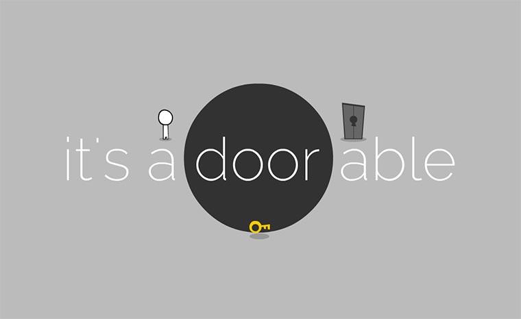It's a(door)able its-a-door-able