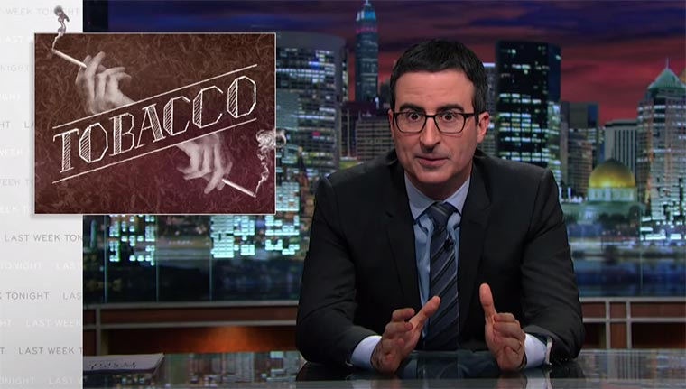 Last Week Tonight: Tobacco