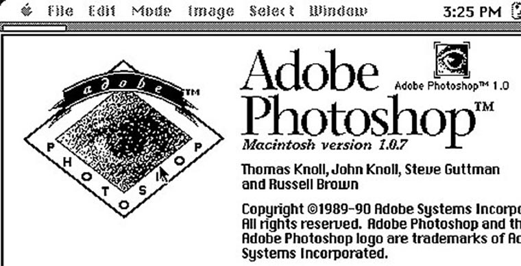 25 Years of Photoshop photoshop25