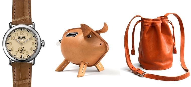 Leder Accessoires von Shinola shinola_01