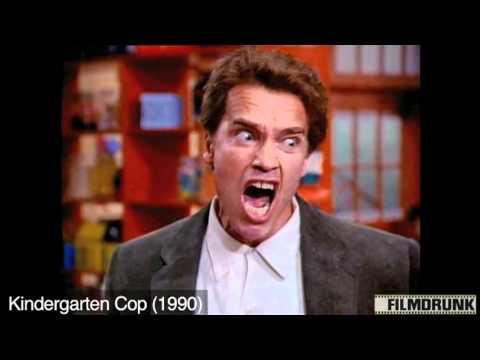 Supercut: Alle Schwarzenegger-Schreie