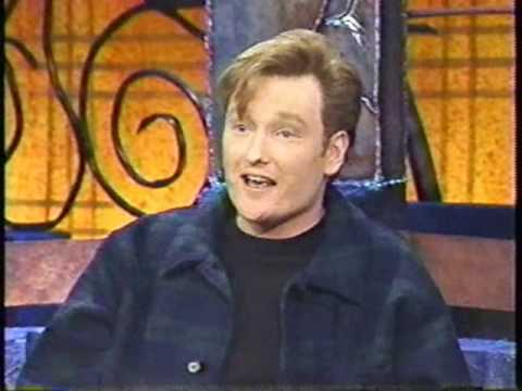 Conan O'Brien bei Jon Stewart (1994)
