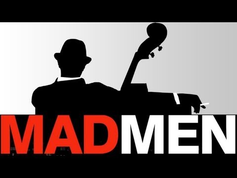 Awesome: Bass-Cover des Mad Men Themes