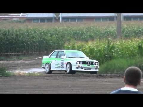 Der ideale Rallye-Mast