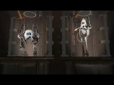 Portal 2: Coop-Trailer