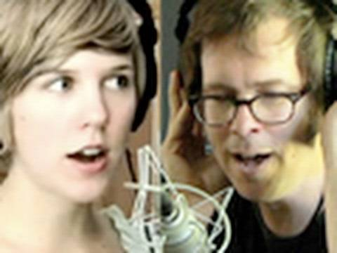 Ben Folds ft. Nick Hornby & Pomplamoose – Things You Think